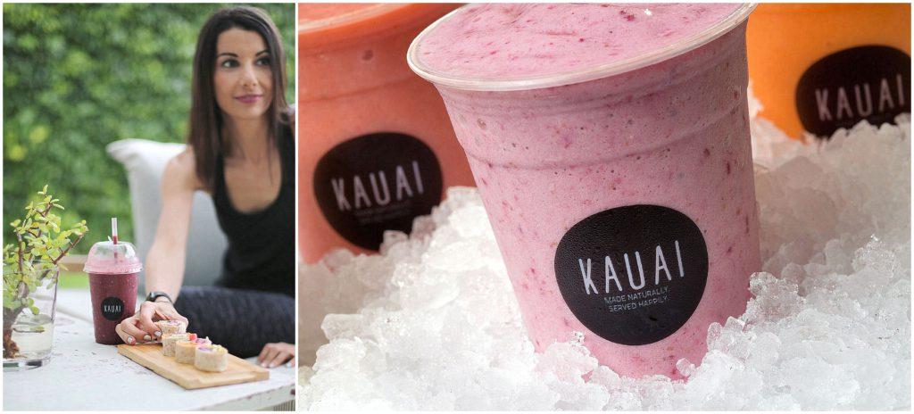 Kauai smoothies