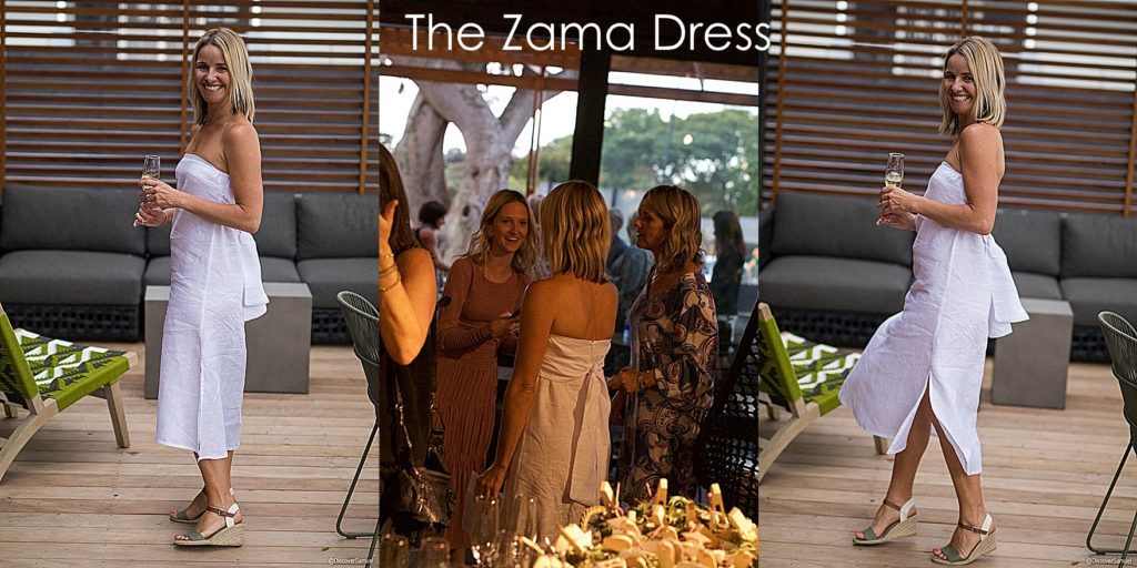 The Zama Dress